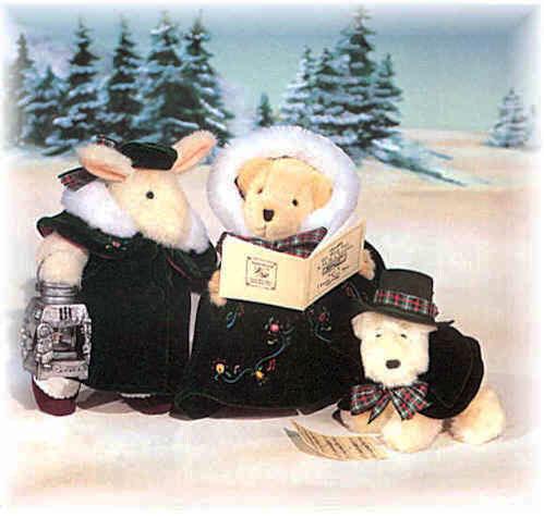 "Oatsie VanderBear /""A Christmas Carol/"""